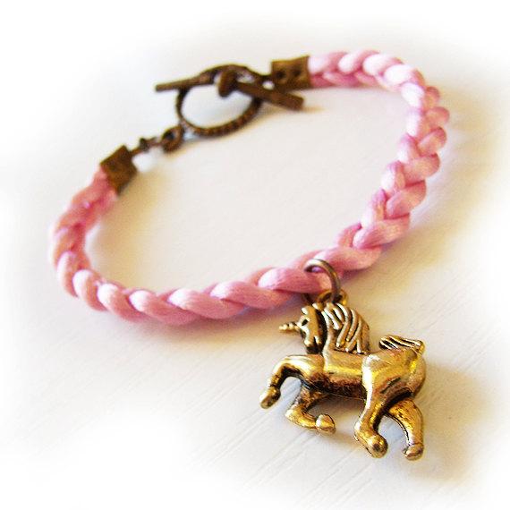 pulsera-unicornio-trenzada-rosa